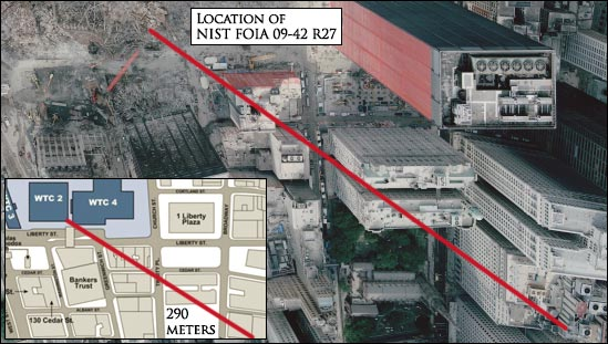 NIST-FOIA-09-42-R27-WTC-collapse-boom-explosion-calculation-911