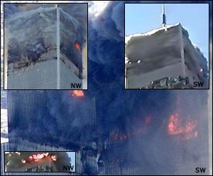 WTC-911-North-Tower-burning