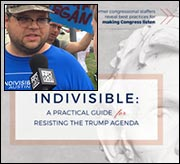 indivisible Guide: Soros, Rockefeller and Ford financing.