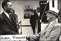 Vincent Astor with FDR.
